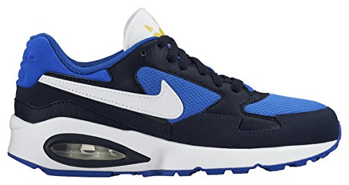 Nike Air Max St (Gs) 654288 Laufschuhe Training Jungen Multicolor (Obsdn/White-Hypr Cblt-Vrsty Mz)