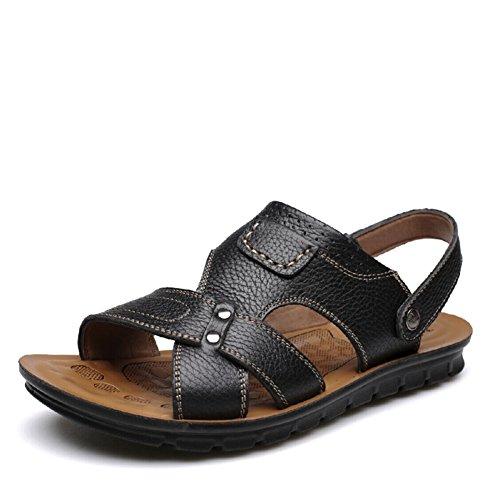 été Sandales d'homme/Slip sandales/chaussures de sport respirante B