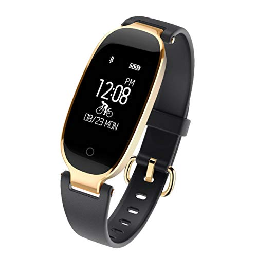 Heaviesk Bluetooth Wasserdichte S3 Smart Watch Mode Frauen Damen Montre Smartwatch Smart Uhr für Android Ios Watch