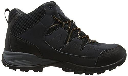 Regatta Holcombe Mid, Chaussures de Randonnée Hautes Homme Gris (Slgrey/incag)