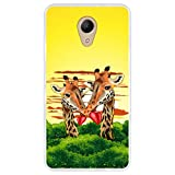 Hapdey Phone Case for [Wiko Robby] design [Wild Love,