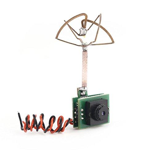 Hunpta 5g FPV 48CH 5,8 G 25 MW 600TVL Kamera eingebauten Sender und Antenne für OCDAY (A) - 6