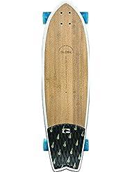 Globe Chromantic Cruiser Skateboard Black / Pineapple 10525055, One Size by Globe