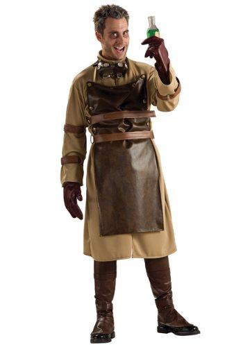 Adult Mad Scientist Fancy dress costume Standard (Mad Scientist Kostüm)