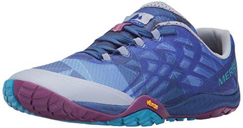 Merrell Damen Trail Glove 4 Traillaufschuhe, Violett (Alutien), 39 EU