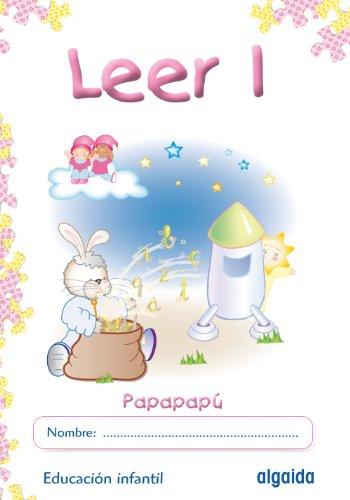 Leer 1 (Papapapú) - 9788498770773