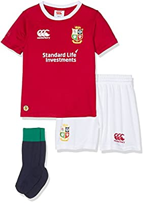 British And Irish Lions Kids Infant Kit by Canterbury