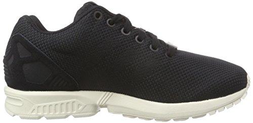 adidas Originals Zx Flux Weave, Baskets Basses mixte adulte Noir - Schwarz (Black 1/Carbon S14)