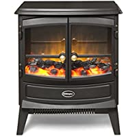 Dimplex 046529 SBN20N Springborne Electric Stove with Optiflame Effect, 2 Kw, 230 W - ukpricecomparsion.eu