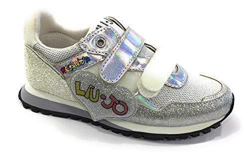 Liu Jo Wonder 41 4A0785TX Sneaker Liu Jo Me Contro Te Primavera Estate 2020 Bambina Lui /& SOFI Sintetico Nude 31