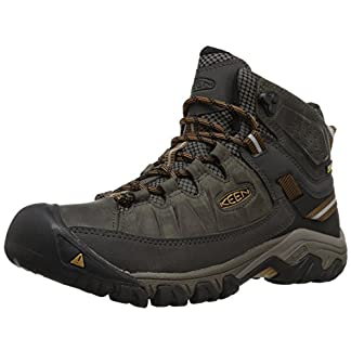 KEEN Men's Targhee Iii Mid Wp High Rise Hiking Boots 2