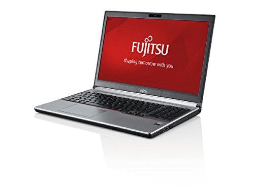 Fujitsu LIFEBOOK E756 VFY:E7560M85CNDE 39,6 cm (15,6 Zoll) Notebook (Intel Core i5 6200U, 8GB RAM, 256GB SSD, Win 10 Home) silber