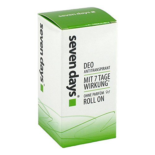 Seven Days Das Antitranspirant Roll On Big Ball 50 ml