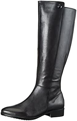 Caprice 25513, Bottes Haute Femme, (Black 001), 39 EU