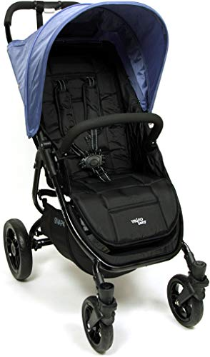 Valco Baby Snap4 Single Stroller Snap (Blue Opal Beauty)