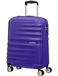American Tourister 74133/4436 WaveBreaker Spinner 55/20 Equipaje de Mano, 36 Litros, Color Azul