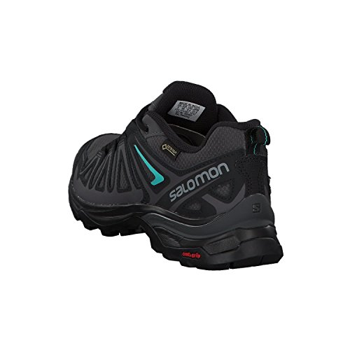 Salomon X Ultra 3 Prime GTX W Chaussures Trail Noir-Gris
