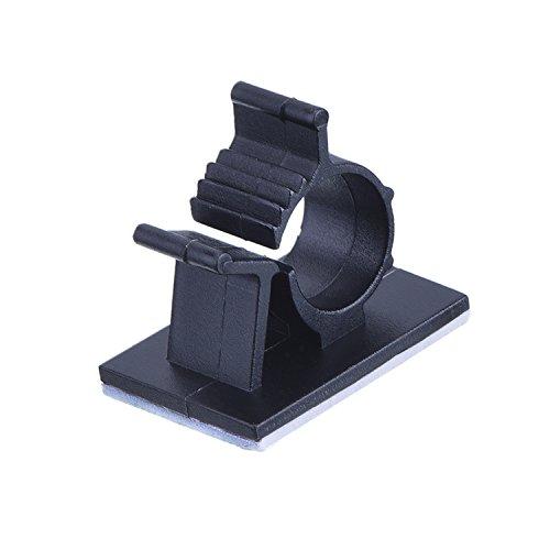 eboot-einstellbar-kabelschellen-verstellbare-klebstoff-nylon-draht-klemmen-schwarz-50-stuck