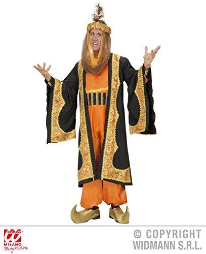 KOSTÜM - SULTAN - Größe 50 (M) *** Qualitätsprodukt ***, Herrschertitel Indien Osmanische Reich Dynastie Märchen 1000 und eine Nacht (Kostüme Von Indien)