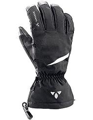 Vaude - Guantes, talla XS, color negro