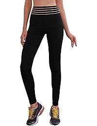 9e97b3fa1c776 Yvelands Mujeres Liquidación Deportes Yoga Entrenamiento Gimnasio Fitness  Leggings Pantalones Ropa atlética
