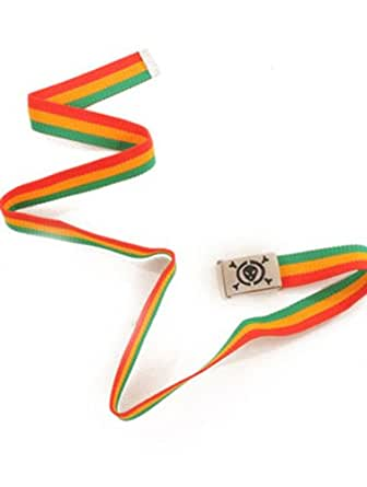 Rasta4real jamaika l we von judah rasta leinwand riemen bekleidung - Leinwand amazon ...