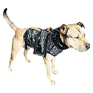 HAIT Vêtements Stab résistant Petit Chien Grand Chien Chien de Chasse Combinaison de sécurité Protège efficacement Les Objets Pointus externes
