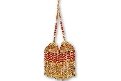 Sai Ji Trading Kalere for Women Golden