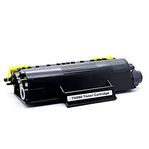 MYTH LAND Compatible Black Toner Cartridge Replacement for TN-3170/TN-580/ 3175/3185/3285/650/3290/3280 for Brother HL-5280DW HL-5350DN HL-5370DW DCP-8060 DCP-8065DN DCP-8070D MFC-8460N (3