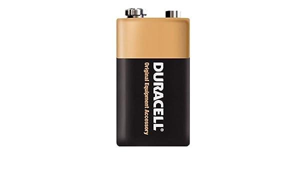 50 x DURACELL INDUSTRIAL ALKALINE HOCHLEISTUNGS 9VOLT Blockbatterie MN1604 6LR61