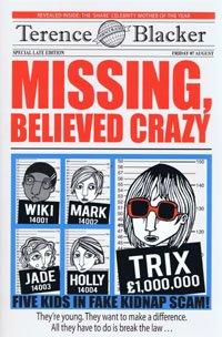 Missing, believed crazy