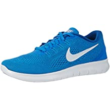 Nike Turnschuhe Blau