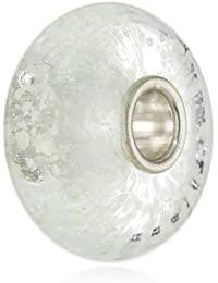 Trollbeads 62027 - Bead da donna, argento sterling 925 e vetro