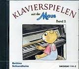 Pianoforte Giocare con il mouse 2-arrangiamento per con CD [Note musicali/holzweißig] Compositore: schwed Casco Bettina