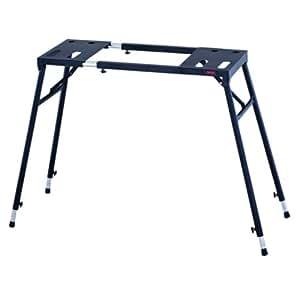 Dixon support pour clavier/keyboardtisch/réglable en hauteur et en largeur