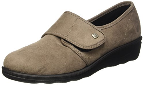 Romika Romisana 100, Chaussons Femme Beige (taupe 306)