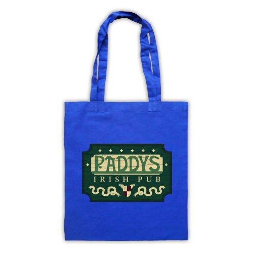 "Paddys Irish Pub ""Tote Bag Blu"