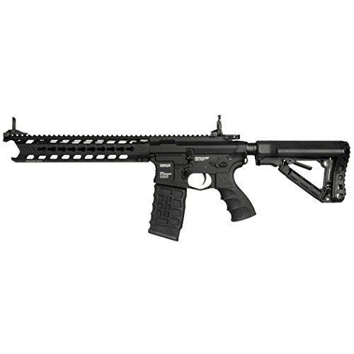 G&G FUCILE M4 GC16 PREDATOR 12' FULL METAL SOFTAIR (NERO)
