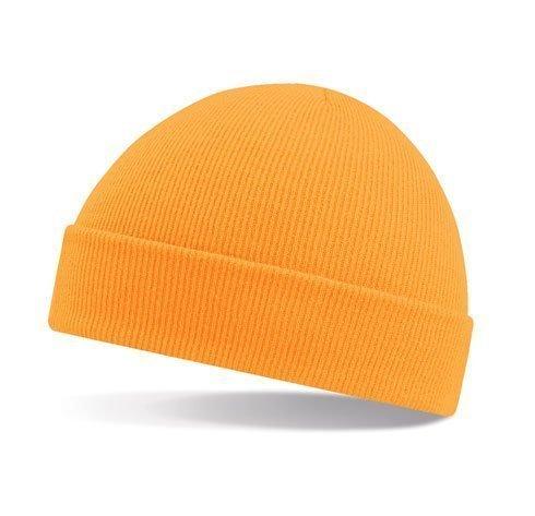 Beechfield Strickmütze, verschiedene Farben fluoreszierend orange
