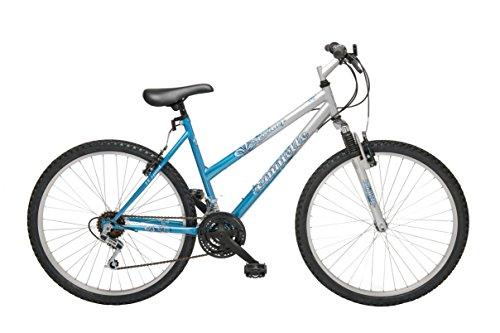 Emmelle MO032B Women\'s Tuscany Hardtail Bike - Aqua/White, 18 inch ...
