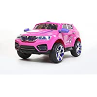 1234-Buy 2015 New Kids Ride on Car BM X5 Style with 12V twin motors + parental remote control + open able door + 2 forward speeds + mp3 input + music volume control, available in colour Black, Pink, Red and White