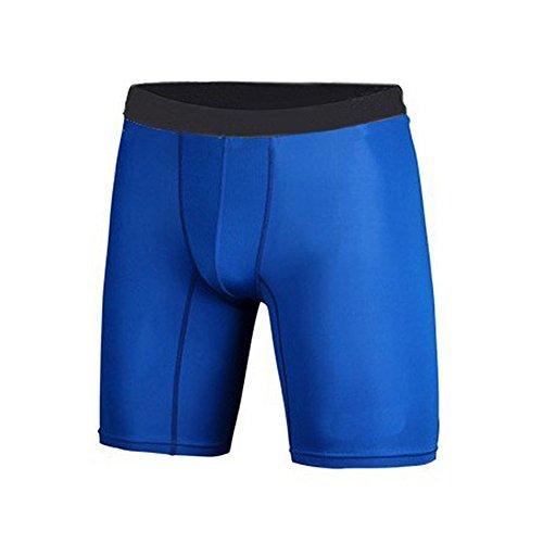Balai Uomo Asciugatura Veloce Cycle Pantaloni Stretti Corti Compressione Base Layer Bicchierini