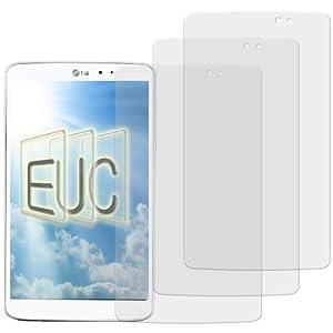 3 x Displayschutzfolie matt/entspiegelnd für LG G Pad 8.3