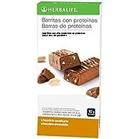 Herbalife Protein Bars–Chocolate Peanut (14bares por caja)–490g