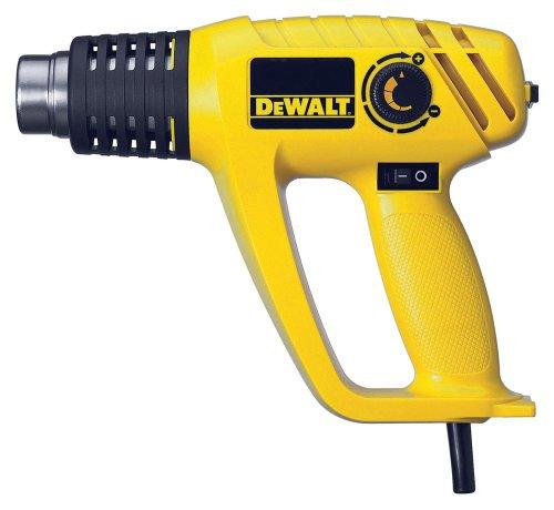 DEWALT DW340K-QS - Pistola de aire caliente