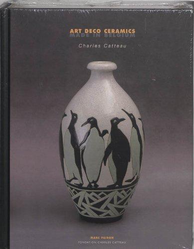 Art deco ceramics : made in Belgium