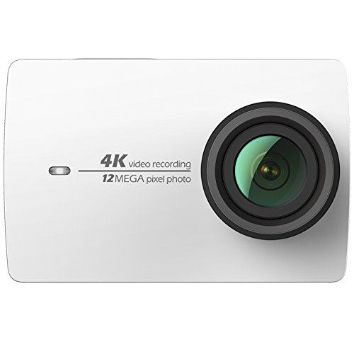 Cámara de acción de YI, 4K / 30 fps, grabación de vídeo 12MP, con ángulo...