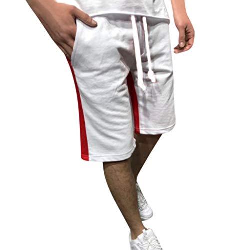 Eaylis-herren-shorts Sommer Sport- und Freizeitnähgurte mit Shorts