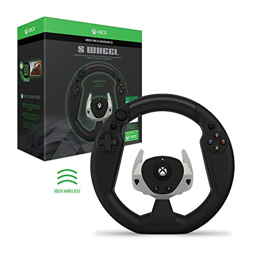 Wireless Racing Wheel for Xbox One/PC - Hyperkin - Volante para Xbox