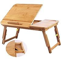 Laptop Desk / letto Scrivania / Mobile Home tavolo pieghevole / semplice piccola tabella (2 colori facoltativi) ( colore : B